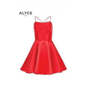 Alyce Paris Homecoming Dress Style #3698